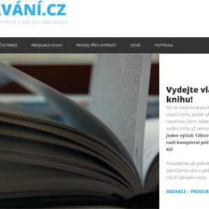 Vydávání.cz a KNIHY-JINAK